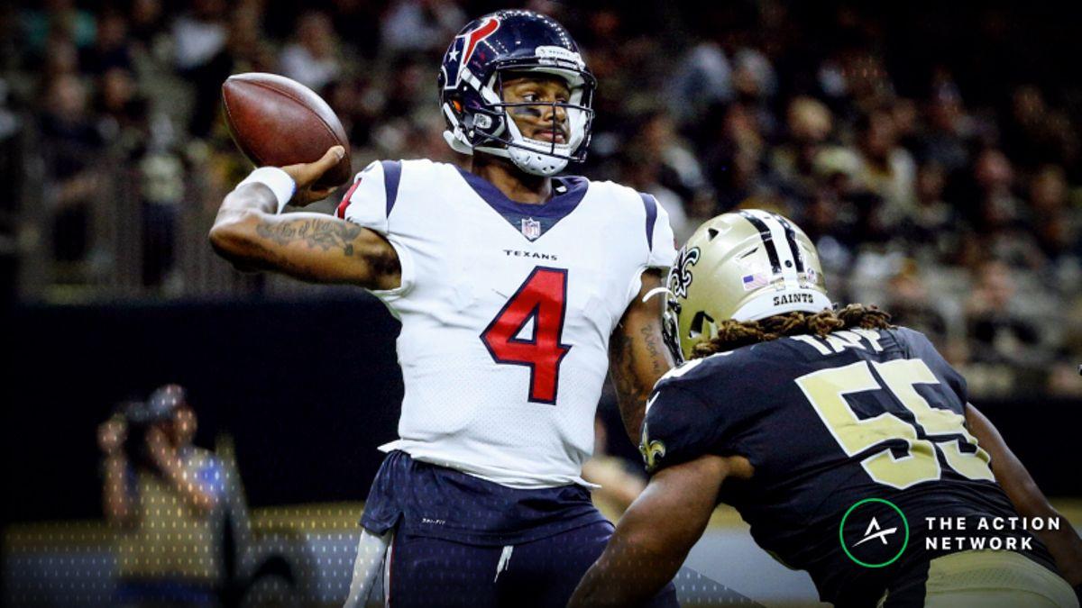 Super Bowl 53 Matchup Odds: Saints vs. Texans Offering Value article feature image
