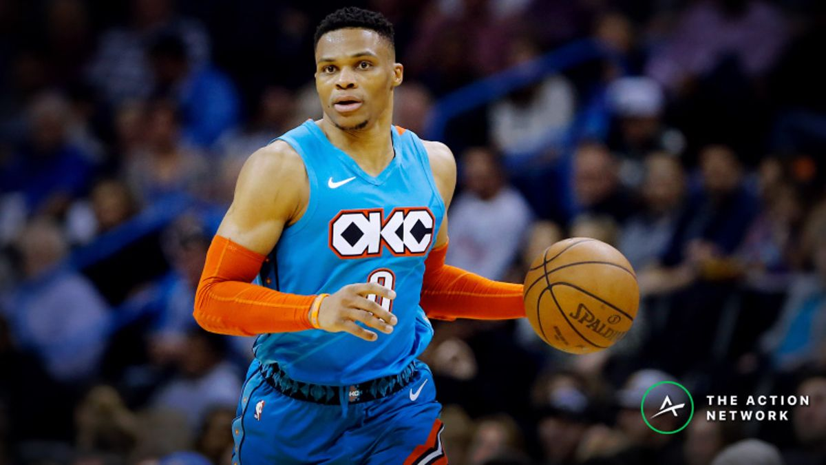 NBA Sharp Report: Wiseguys Betting Thunder-Magic, 2 Other Tuesday Games article feature image