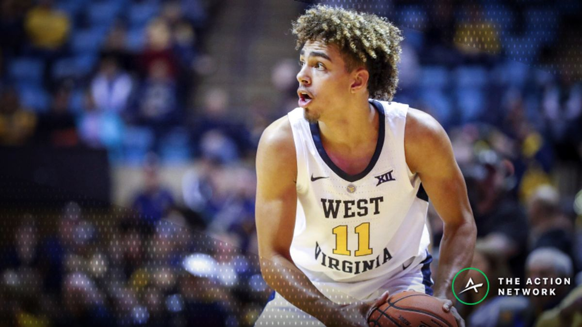 CBB Sharp Report: Pros Betting Texas Tech-West Virginia, 2 Other Wednesday Games article feature image