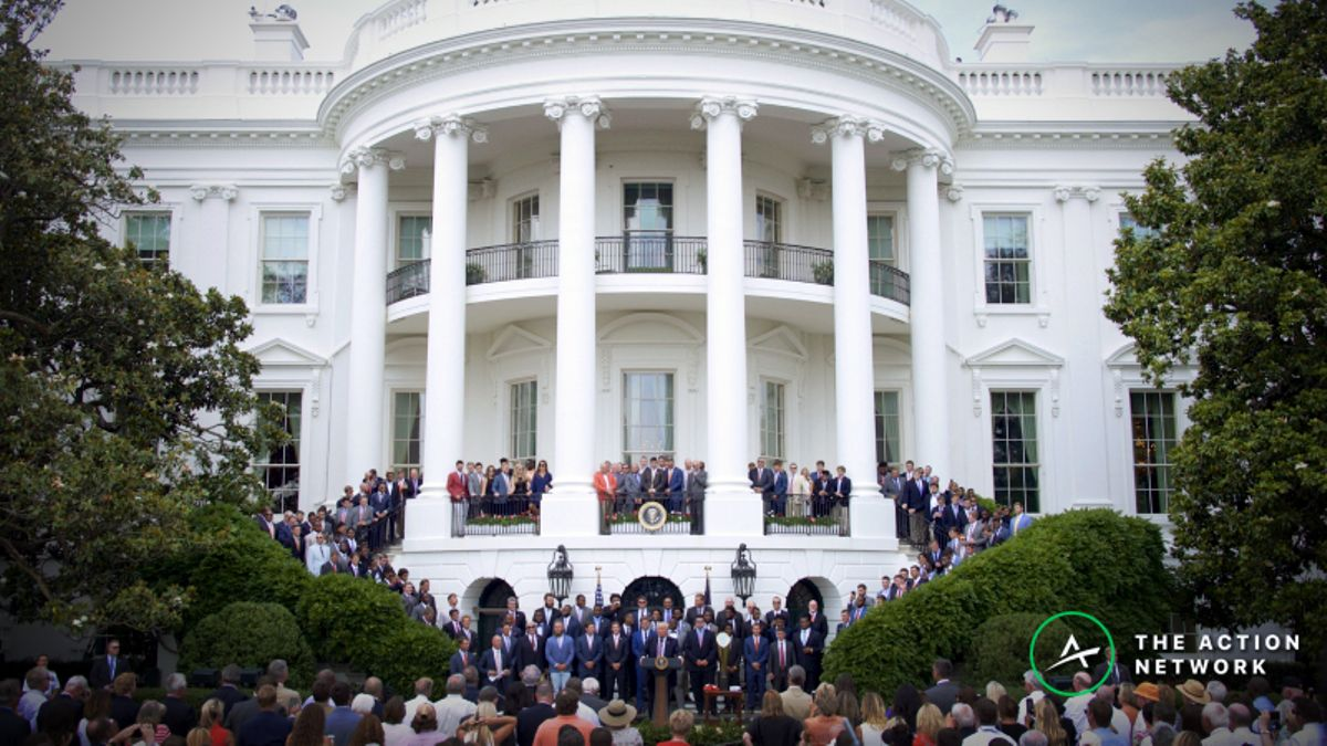 Super Bowl 53 Prop Bets: White House Arbitrage Scenario article feature image