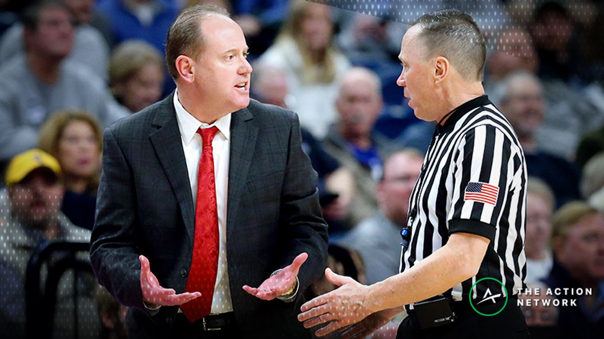 Sharps, Squares Split on Friday Night's Purdue-Wisconsin Matchup article feature image