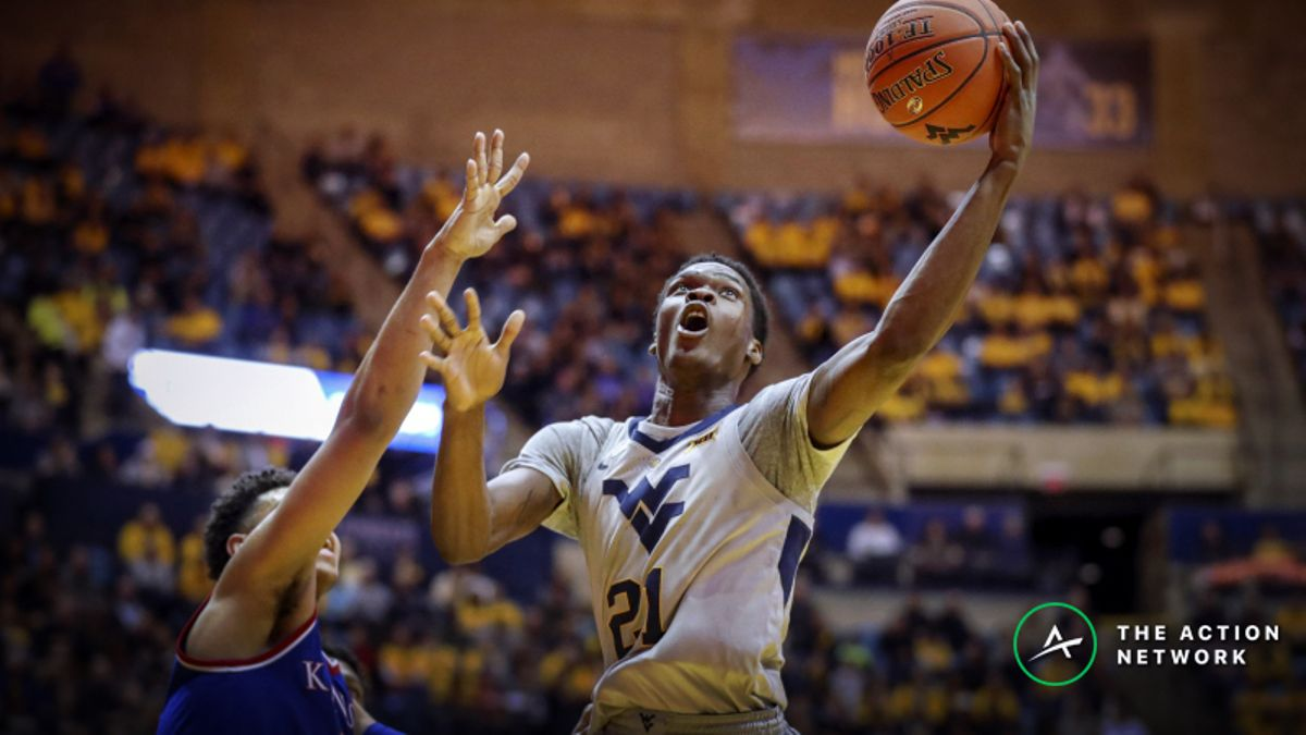 CBB Sharp Report: Smart Money Moving Baylor-West Virginia Betting Line article feature image