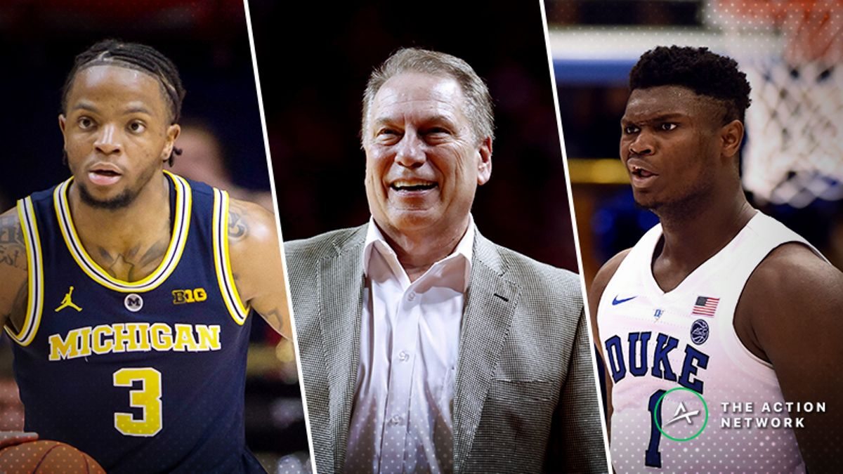 Barkley: Two Months from Selection Sunday, Which College Basketball Teams Can Win the Title? article feature image