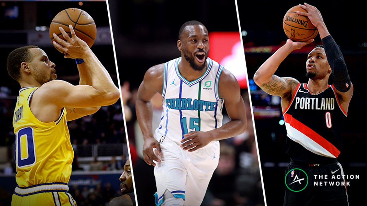 Our Staff's Favorite Bets for the 2019 NBA 3-Point Contest article feature image