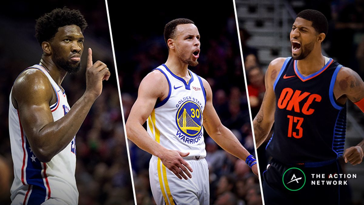 2019 NBA All-Star Game Bets: Our Staff's Favorite MVP, Spread and Over/Under Wagers article feature image