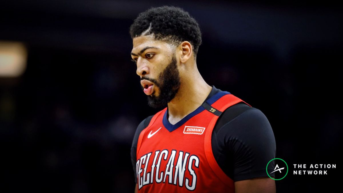 Moore's NBA Trade Deadline Primer: What I'm Hearing on Anthony Davis, Grizzlies, More article feature image