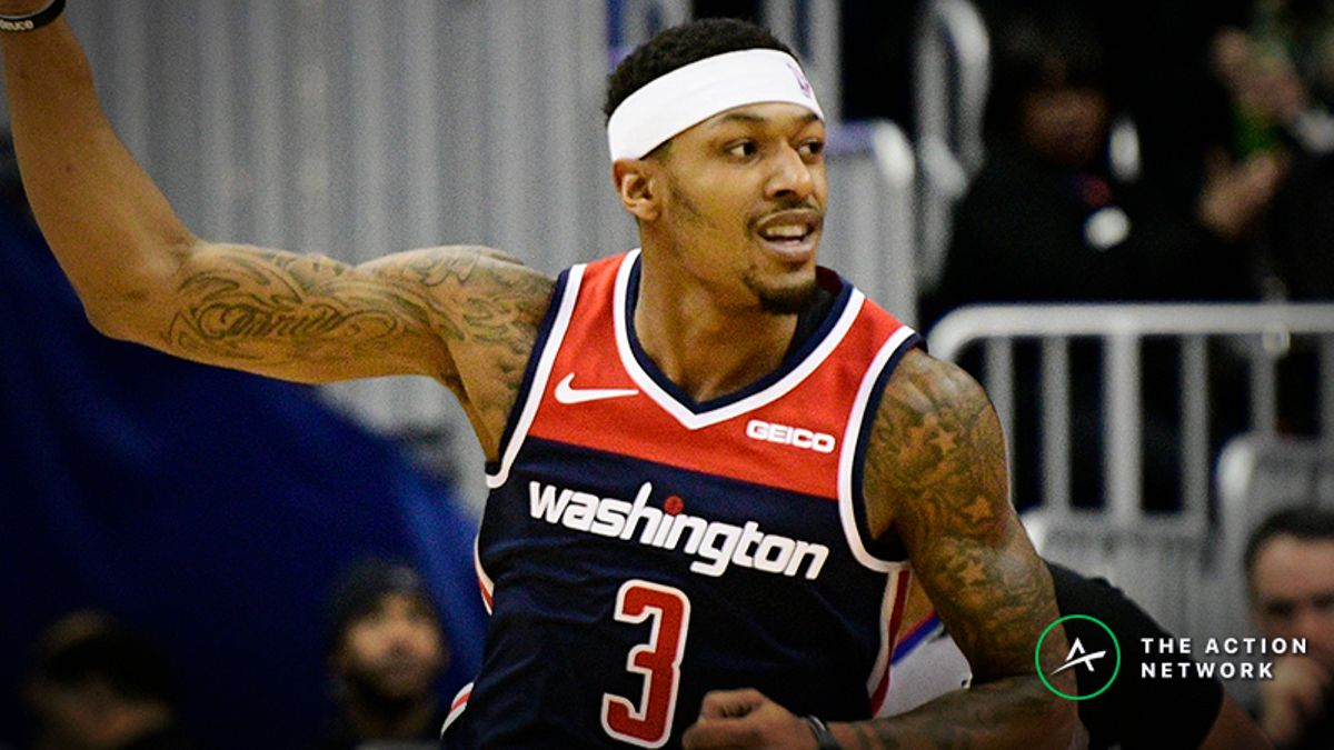 Freedman's Favorite Fantasy Prop Bet (Feb. 4): Will Bradley Beal Score 44 Points? article feature image