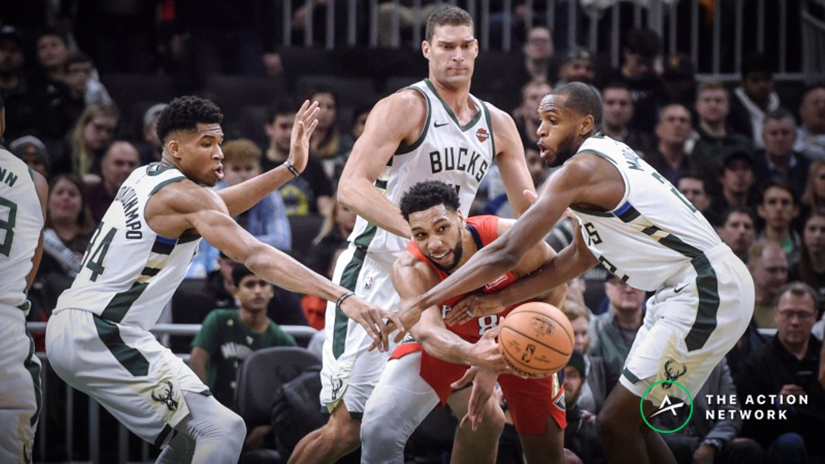 Mears: How the Milwaukee Bucks Built the NBA's Best Defense article feature image