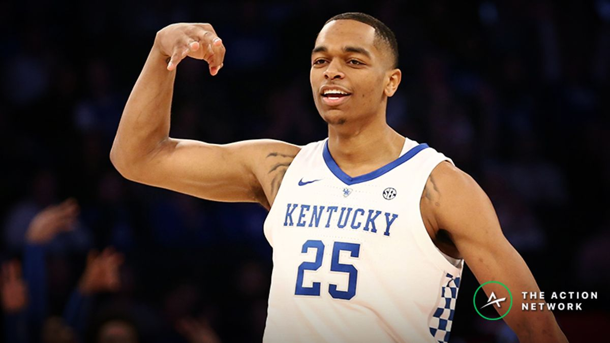 Saturday College Basketball Betting Previews: Kentucky-Florida, Kansas State-Oklahoma State article feature image