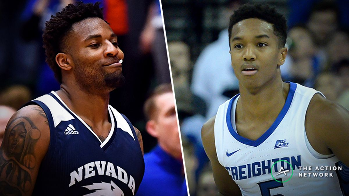 Wednesday's College Basketball Betting Previews: Nevada-San Diego State, Creighton-DePaul article feature image