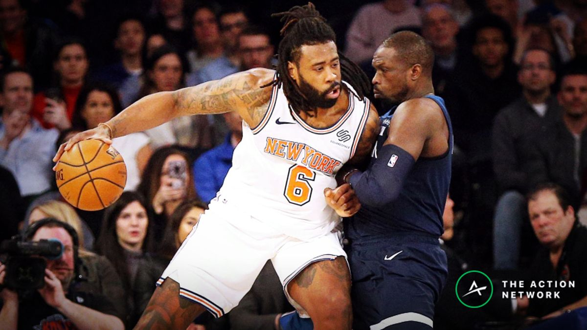 Phan: How DeAndre Jordan's Status Impacts Betting, DFS Markets article feature image