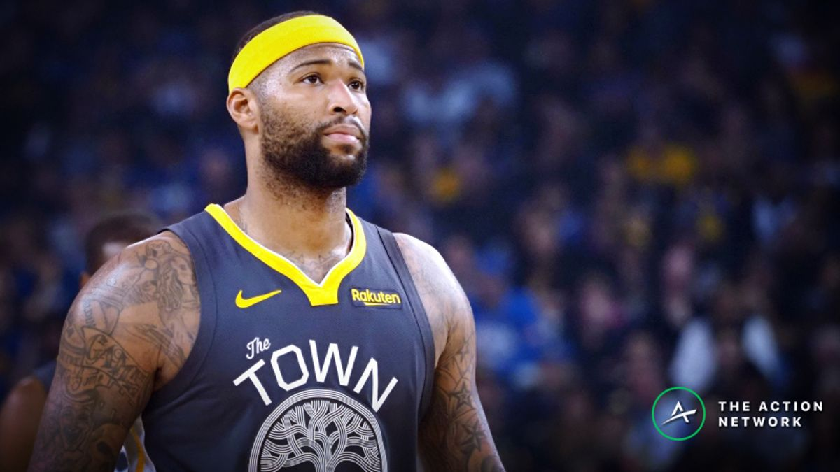 Thursday NBA Betting, DFS Cheat Sheet for All 6 Games: Favorite Bets, Injuries to Know, More article feature image
