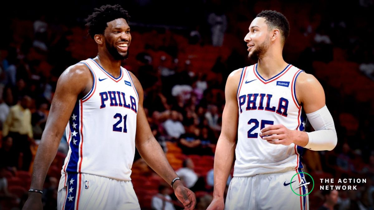 Nuggets-76ers Betting Preview: Follow the Public on Revamped Philly? article feature image