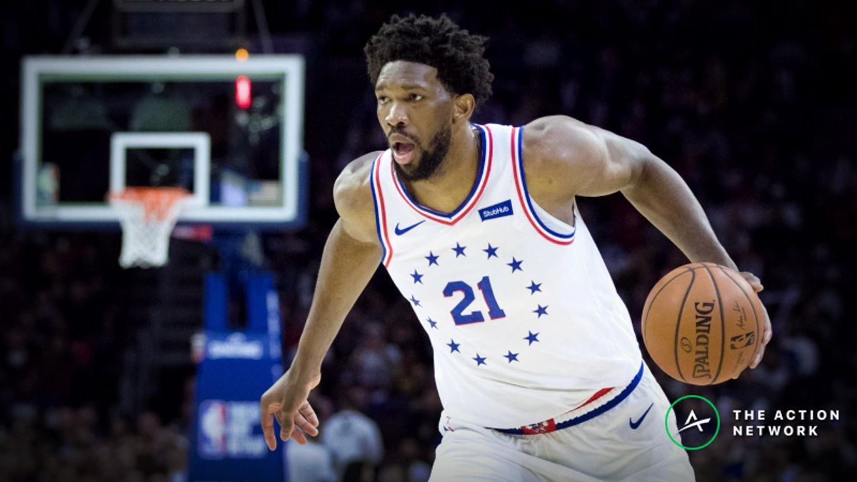 Thursday's NBA Injury Report: Betting, DFS Impact of Joel Embiid Injury article feature image