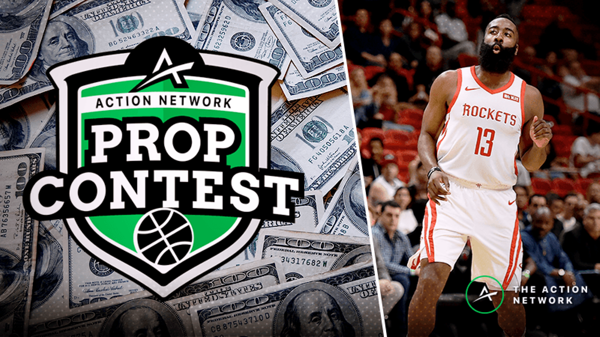 Win $1,000 in Cash: Enter Wob, Stuckey, Moore's FREE NBA and College Basketball Props Contest article feature image