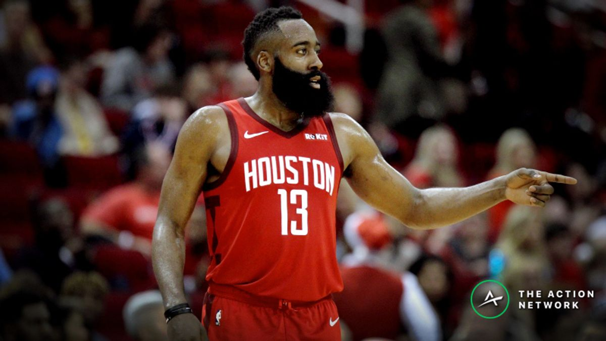 Thunder-Rockets Betting Preview: Will Houston Keep Crushing Overs? article feature image
