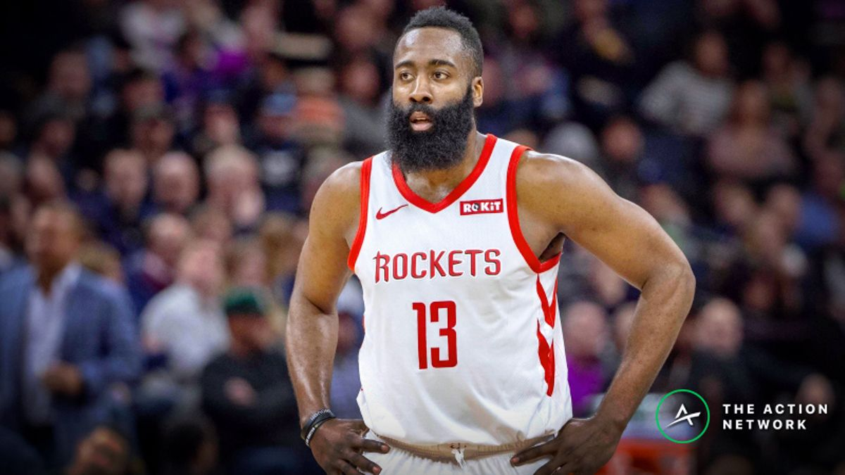 Rockets-Lakers Betting Preview: Will Harden and Co. Complete the Sweep? article feature image