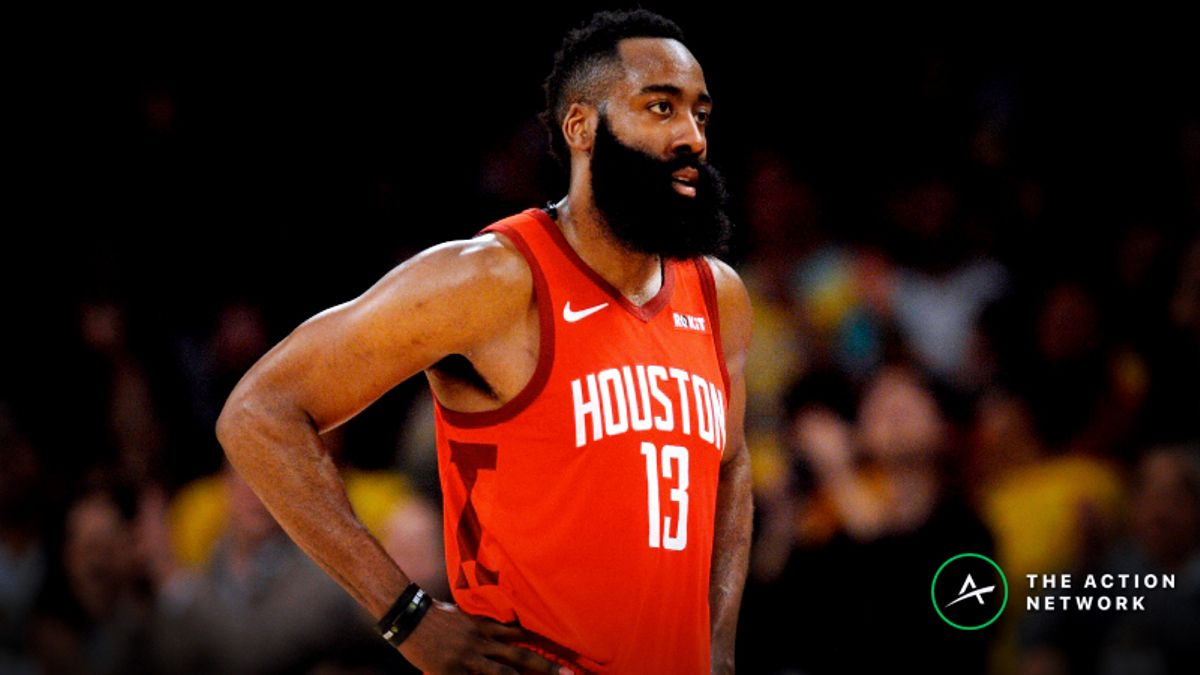Monday's NBA Injury Report: Betting, DFS Impact of James Harden, Giannis Antetokounmpo Injuries article feature image