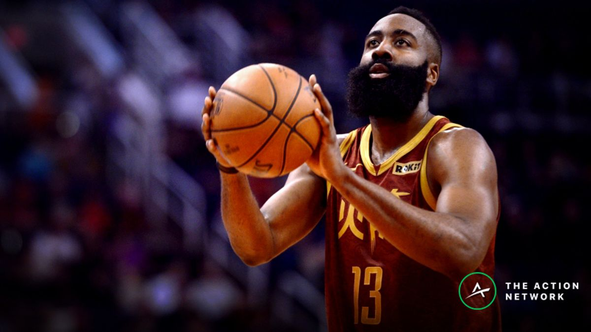 Top NBA Betting Trends for Rockets-Kings, Every Wednesday Game article feature image