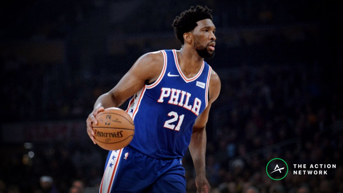 Friday's NBA Injury Report: Betting and DFS Impact of Joel Embiid, Khris Middleton, Devin Booker Injuries article feature image