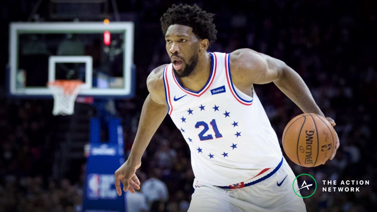 Thursday's NBA Injury Report: Betting, DFS Impact of Joel Embiid, Ricky Rubio Injuries article feature image
