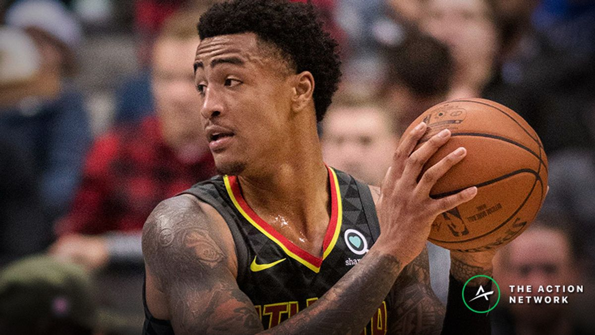 Freedman's Favorite NBA Prop Bet (Feb. 4): Will John Collins Get More Than 1 Assist? article feature image