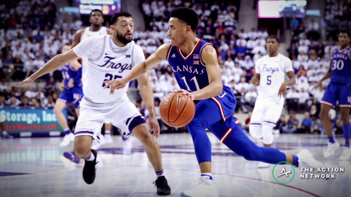 Final Four Dark Horse Candidates: Kansas Makes the Cut … For Now article feature image