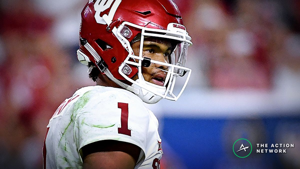 Kyler Murray Prop Bets: Will He Be the No. 1 Pick in the 2019 NFL Draft? article feature image
