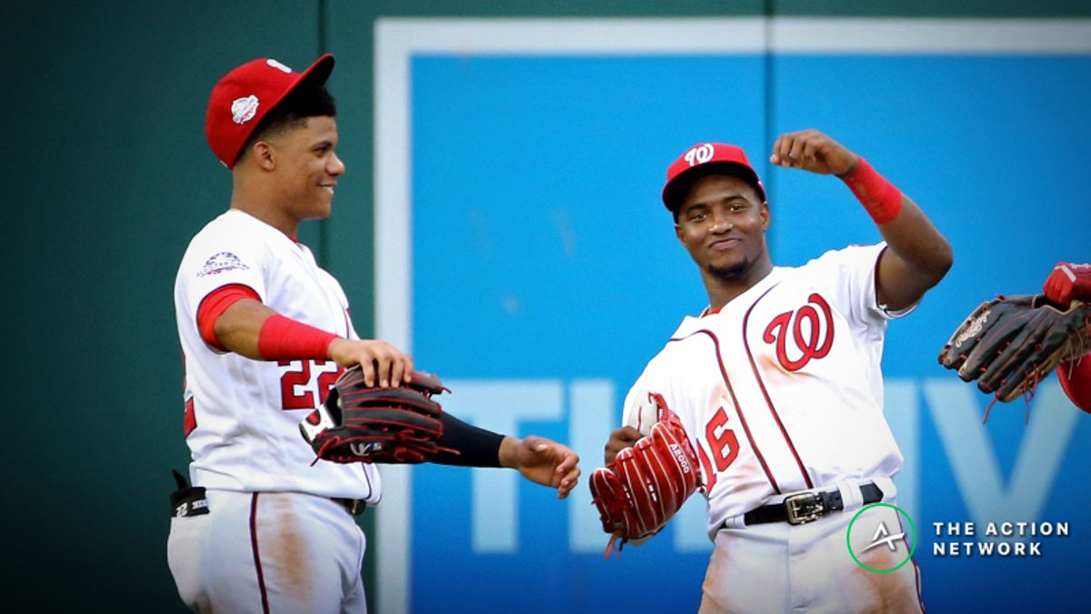 Washington Nationals 2019 Betting Odds, Preview: No Harper, No Problem article feature image