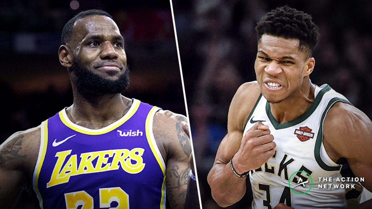 BlackJack's NBA All-Star Weekend Betting Extravaganza: Picks for Dunk Contest, Game, More article feature image