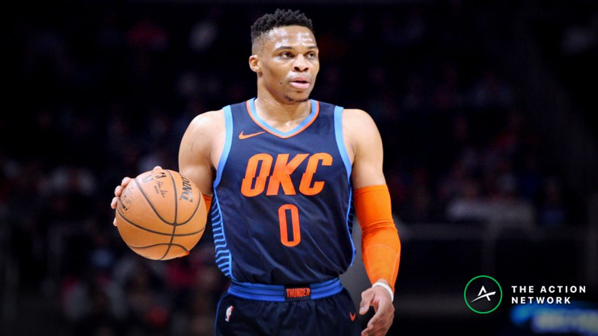 Moore: Russell Westbrook Is Not Having the Season You Think He Is article feature image