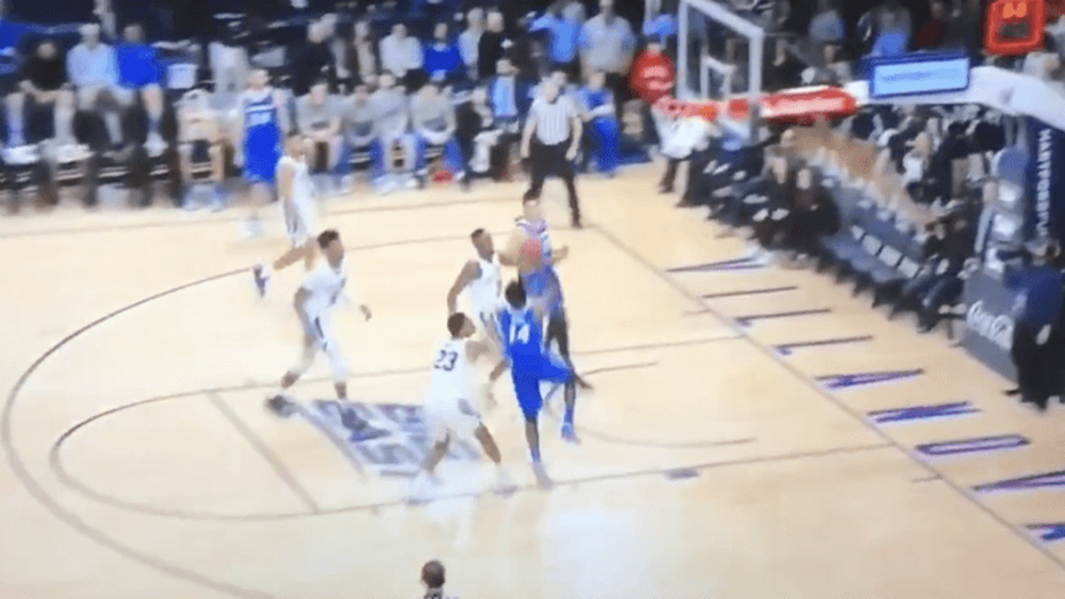 Creighton Shot After Buzzer Counts, Swings 2H Spread and Total vs. Villanova article feature image
