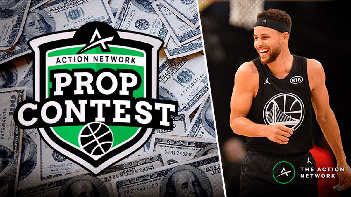 Win $500 in Cash: Enter the NBA All-Star Game Props Contest article feature image