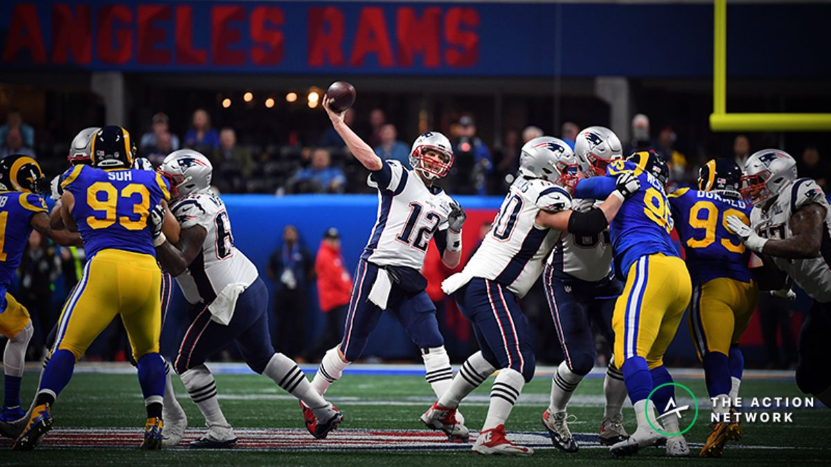 Super Bowl 53 Live Betting: See How Our Experts Are Wagering on Patriots-Rams article feature image