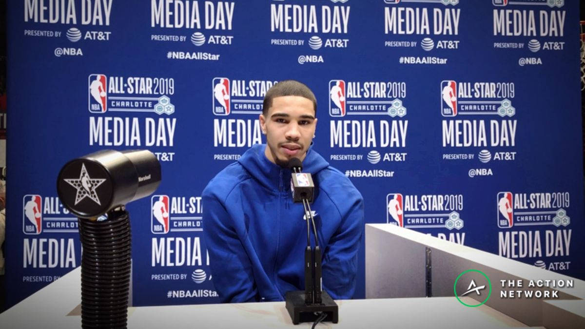 NBA Stars Sound Off: Betting on Themselves, Possible Rule Changes, More article feature image