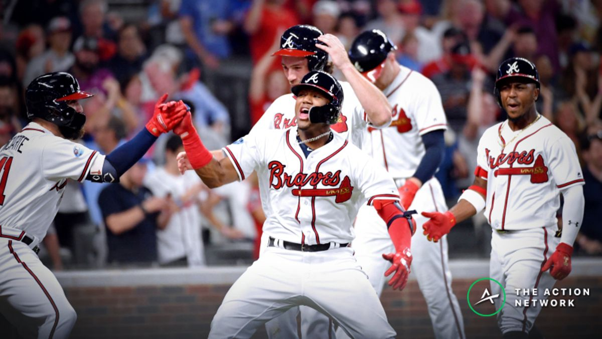 Atlanta Braves 2019 Betting Odds, Preview: Sitting on a Gold Mine article feature image