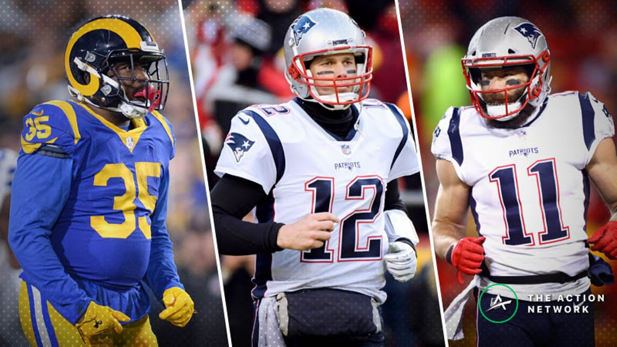 Bet the Prop's 4 Favorite Super Bowl Props article feature image