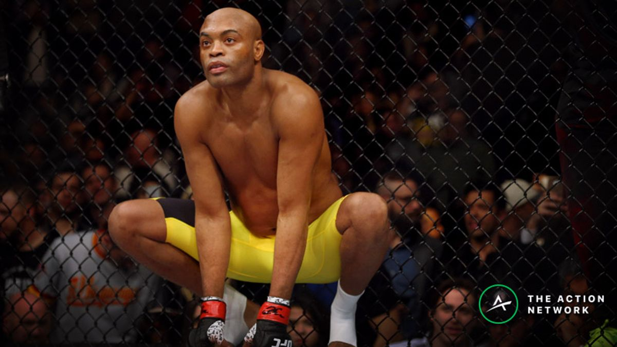 UFC 234 Betting Preview: How Much Does Anderson Silva Have Left in His Tank? article feature image