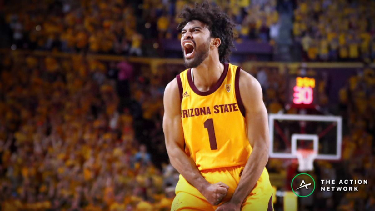 CBB Sharp Report: Pros Hitting Washington-Arizona State, 2 Other Saturday Games article feature image
