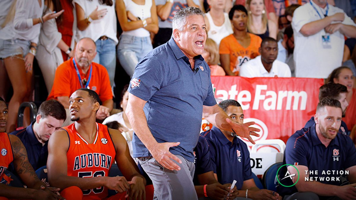 CBB Sharp Report: Wiseguys Betting Mississippi-Auburn, 2 Other Wednesday Games article feature image