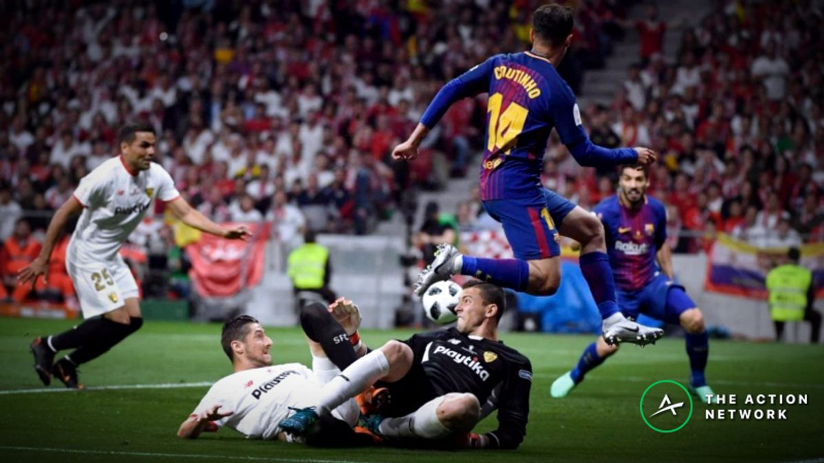 European Soccer Preview, Feb 22-25: Pivotal Match for Barcelona at the Top of La Liga article feature image
