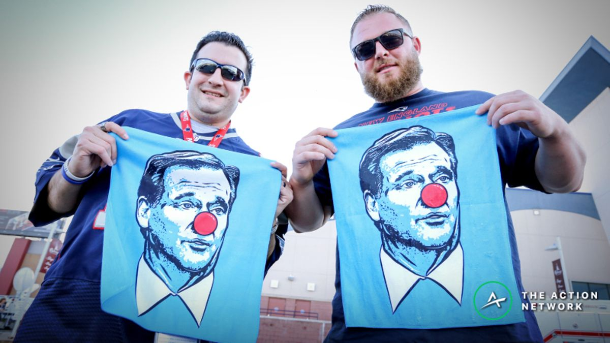 Super Bowl Prop Bets: Betting On Barstool Sports and Dave Portnoy article feature image