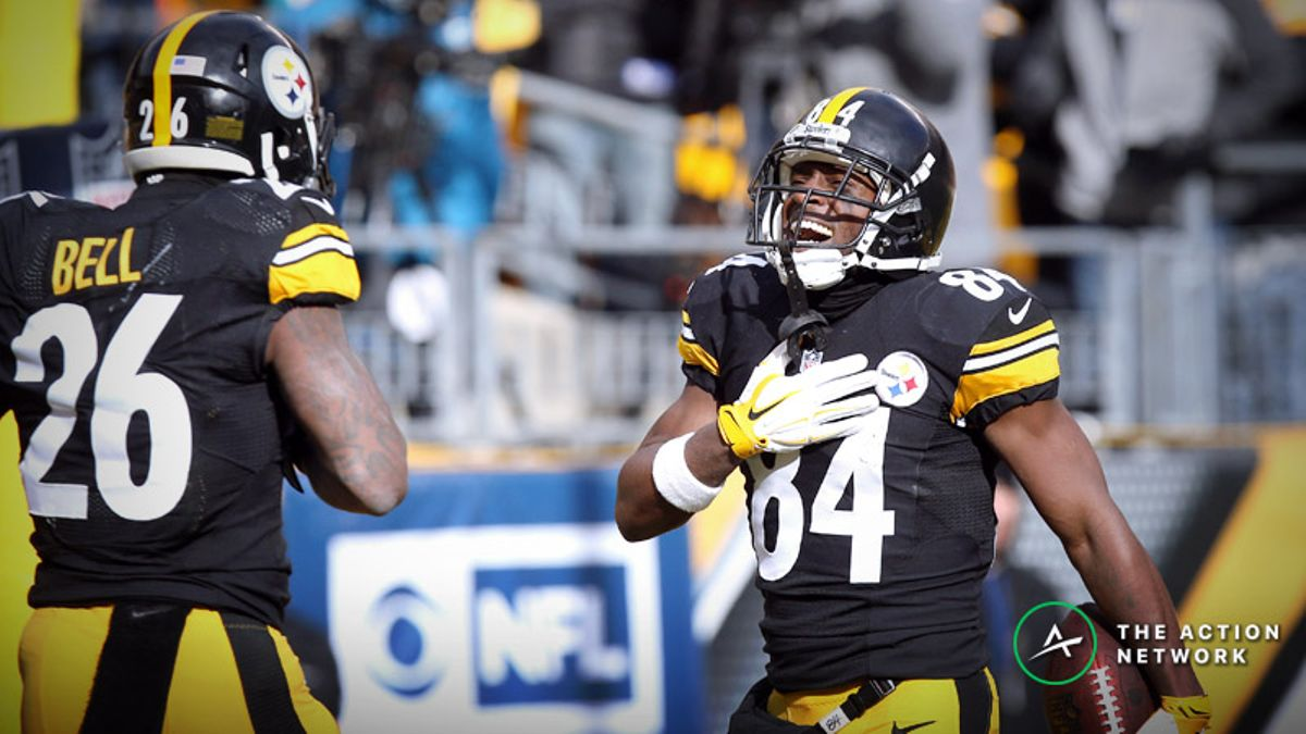 Freedman: Will Le'Veon Bell & Antonio Brown Be on the Same Team in 2019? article feature image