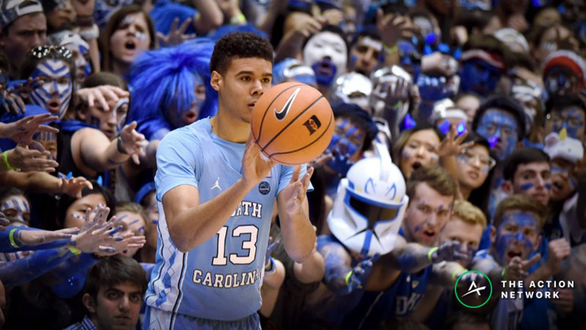 North Carolina-Duke Live Betting: See How Our Experts Are Betting the Game article feature image