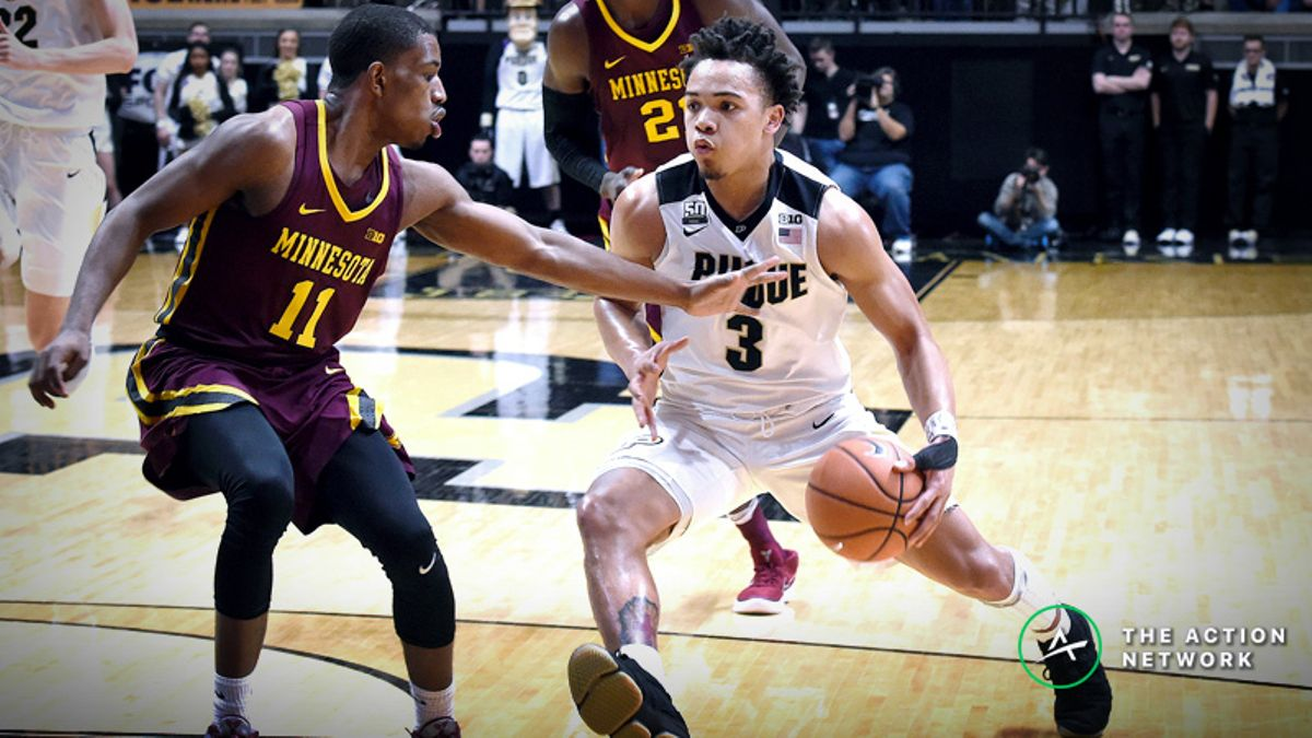 Minnesota-Purdue Betting Preview: Will the Boilermakers' Rise Continue? article feature image