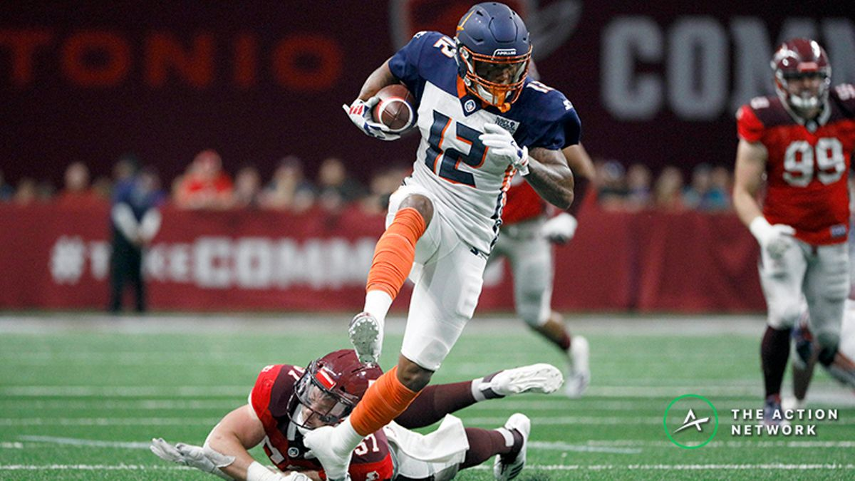 Who Is Orlando Apollos WR Charles Johnson? article feature image
