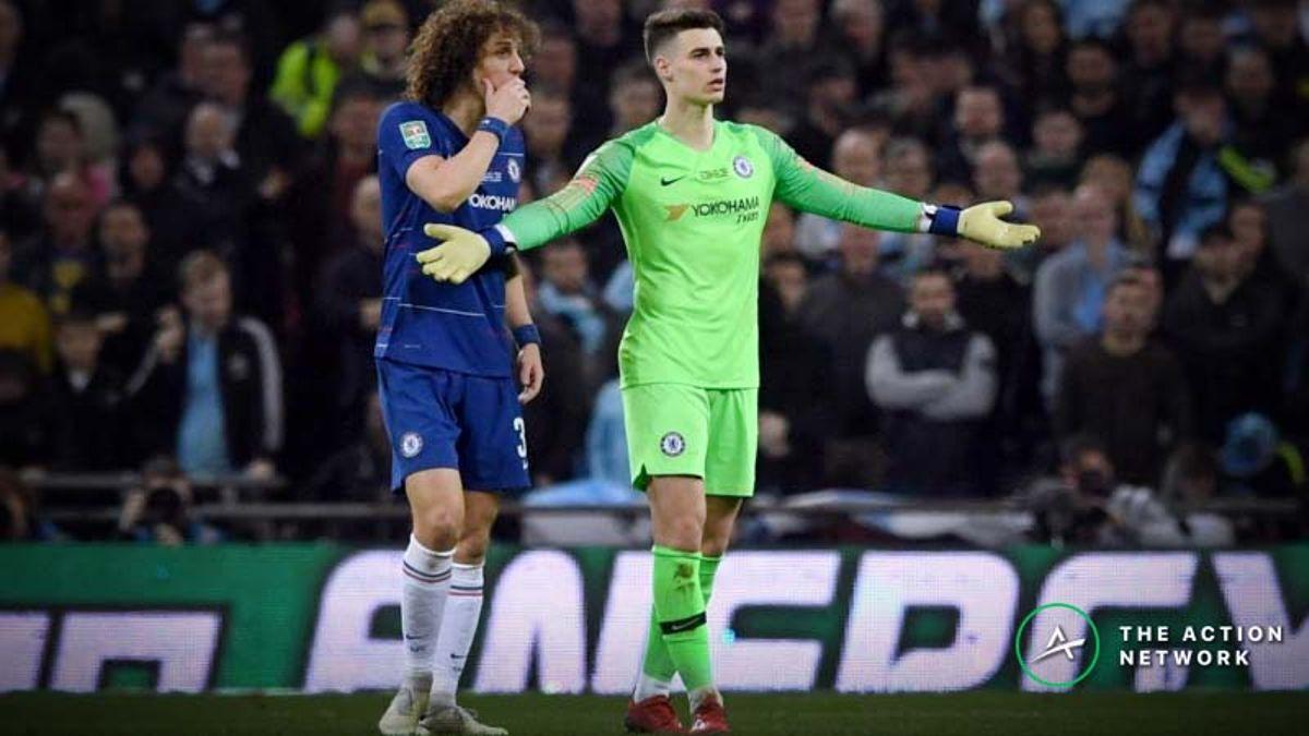 Premier League Week 28 Preview: Can Bettors Trust Chelsea Against Tottenham? article feature image