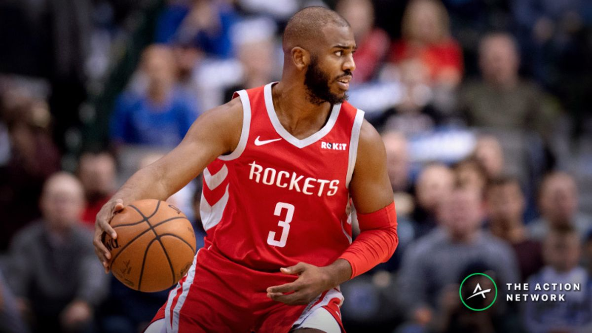 NBA Injury Report: Betting, DFS Impact of Grizzlies, Thunder, Paul Injuries article feature image
