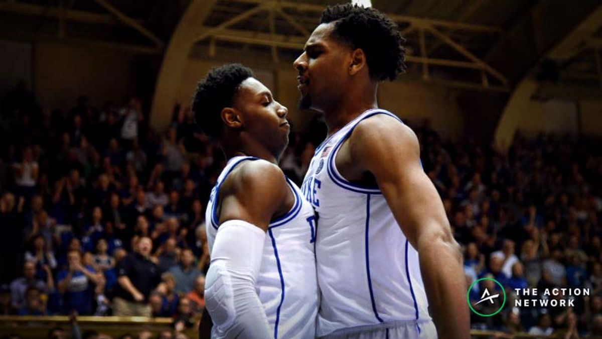 College Basketball Betting Data, Feb. 12: Top 10 Road Favorites Taking Heavy Action article feature image