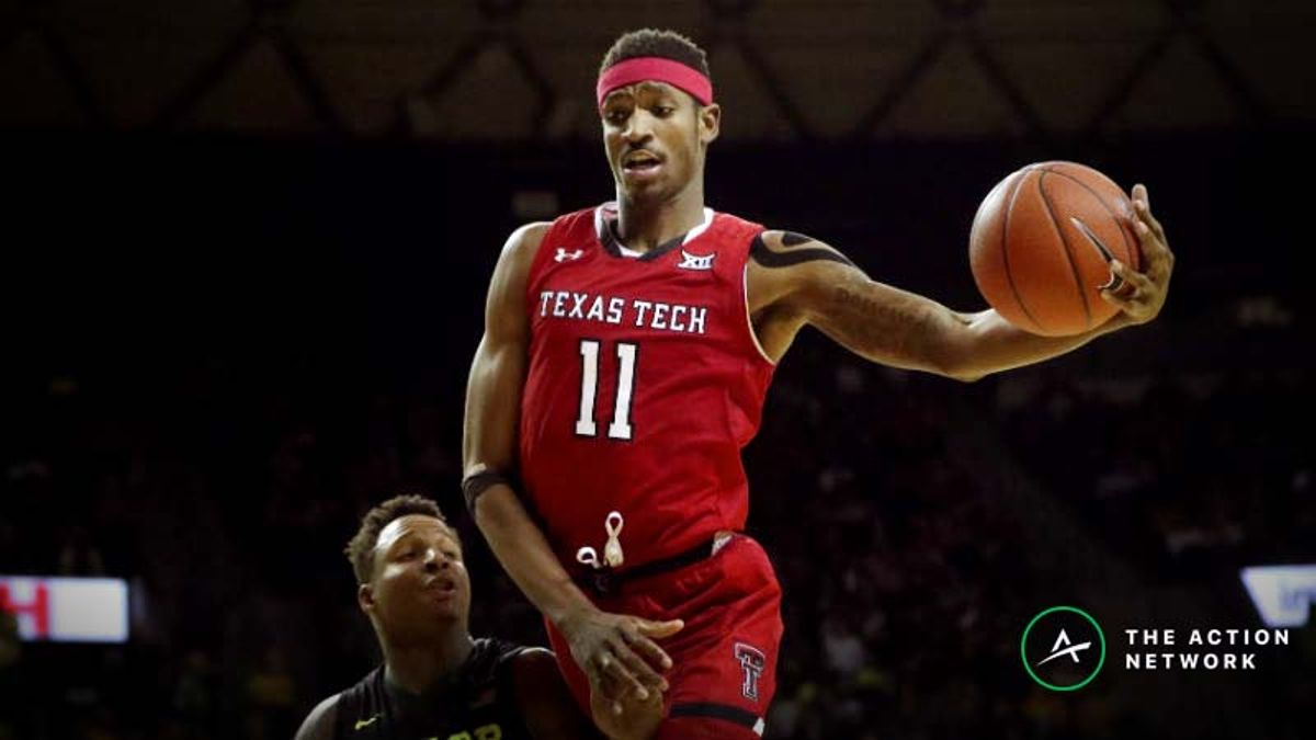 Monday College Basketball Betting: West Virginia-Texas Tech; Iowa State-Oklahoma article feature image